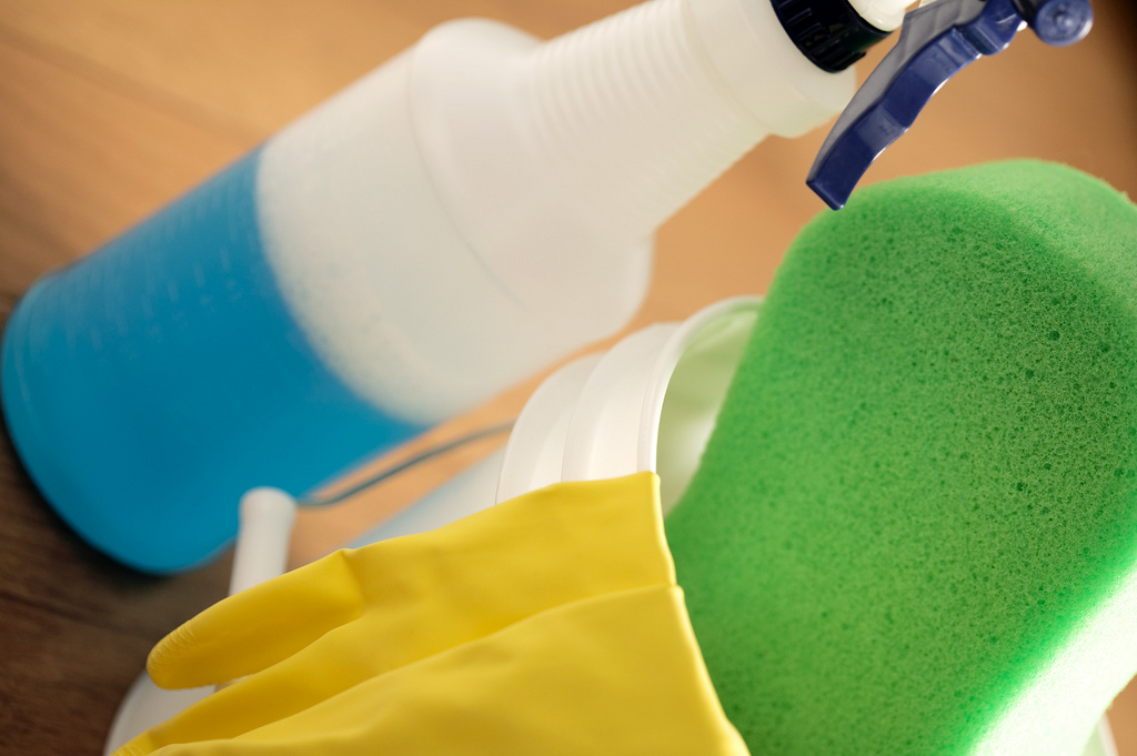 How To Motivate Yourself To Clean Your Home-Chispa Magazine